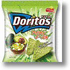 Doritos Avocado Cheese Tortilla Chips: Only Japan Hass 'Em