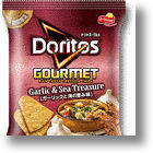 Get Your Gallic On: Frito-Lay Japan Introduces Doritos Gourmet Garlic & Sea Treasure Tortilla Chips
