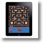 Pac-Man iPad Game Released In Japan... Before The iPad!