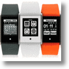 Touch Time Is The Simple Smart Watch