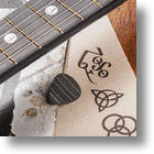 Want Guitar Picks Recycled From Yesteryear?