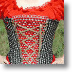 Crafty Fashion From Recycled Materials: Beer Tab Corsets & Accessories