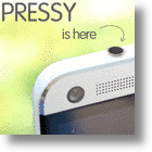 Pressy Adds a Button to Your Smartphone for Only $17