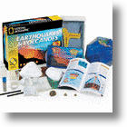 Volcano & Earthquake Kit Brings Back Memories Of Science Fairs and Rabbit's Feet