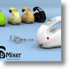 RabMixers by Ming Tong: It's Not Easter, But…Why Not?