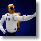 R2 (without the D2) - First Humanoid Robot To Take Giant Leap For Mankind