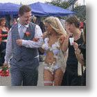 Top 5 Sluttiest Wedding Dresses Spotted In 2009