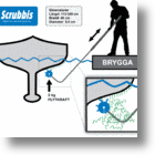 Boat Care Invention: Scrubbis™ Makes Hull Cleaning No Big Deal
