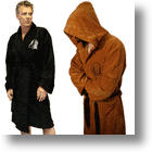 Star Wars Bath Robe Keeps Your Lightsaber Stylishly Covered