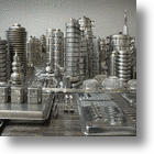 Portrait of A City In Pots & Pans!