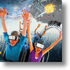 Six Flags Partners Up With Samsung For Virtual Reality Roller Coaster Rides