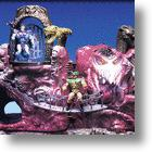 Toy Blast From The Past - Skeletor&#039;s Snake Mountain Puts He-Man To Shame