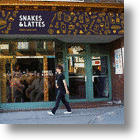 Snakes And Lattes: The Board Game Cafe!