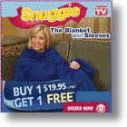 As Seen On TV: The Snuggie. I Want To Hate It...