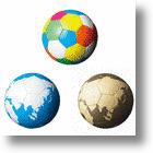 Fair Trade Soccer Balls Send Messages of Peace, Individuality and Environmental Awareness
