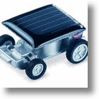 Solar Car Kit Turns Sunlight into Zippy Fun