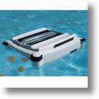 Dirty Pool? Clean It With The World's First Solar Powered Pool Skimmer