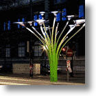Second Generation Solar Trees Imitate The Real Thing