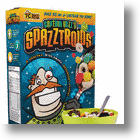 Never Enough Caffeine Buzz? Try Captain Buzz's Spazztroids