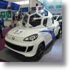 Futuristic Electric Patrol Car Offers Officers a 360-Degree View