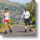 Have Fun Swerving Around Town With Swerver Skates