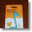 Music Note Tea Filter Sounds Great For Single Sippers
