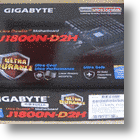 In-Depth Review: Gigabyte's J1800N-D2H Mini-ITX Motherboard