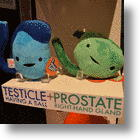 Cuddly Prostate And Testicle Plushies For Everyone On Your Holiday List