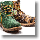 Much Buzz About Timberland, Pharrell Williams and Bee-Inspired Boots