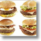 McDonalds Japan To Launch 4 'Big America' Burgers In 2010