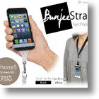 Keep Your iPhone 5 Safe, Secure &amp; In View With JTT&#039;s Bunjee Strap