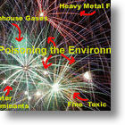 Eco-friendlier Fireworks May be Exploding Soon