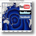 Social Networks Tweet, YouTube & Status Update News From Chile Tsunami Epicenter