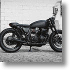 Clockwork Twenty2 Motorcycle Reimagines & Reengineers The Classic Honda CB750 Sportbike