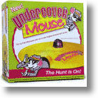 Can Kitty Catch The Undercover Mouse?
