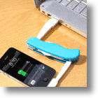 USB Utility Charge Tool Mimics A Pocket Knife
