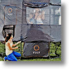 Create A Moon Jump For The Kids With The Vuly Trampoline Tent