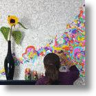 Color Your Own Wallpaper