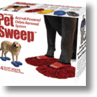 Pet Sweep™: Dust Mops For Working Dogs & Cats
