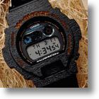 Casio G-Shock Goes Organic With &#039;Wood Shock&#039; Watches