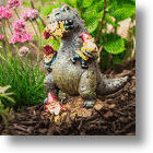 Want Something Fun For Your Yard? Kaiju Garden Gnome