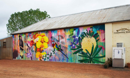 Balmoral Mural Project