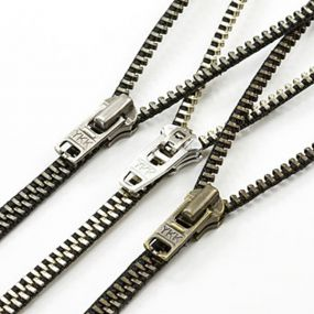 Zipper Necklace