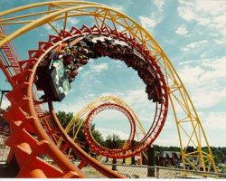 Asthma?  Keep riding the roller coaster!: image via simplemlmsponsoring.com