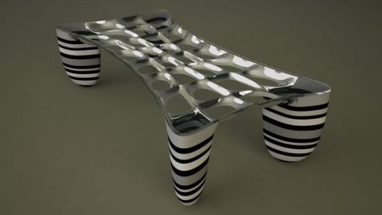 Fusion Coffee Table by Svilen Gamolov: © Svilen Gamolov