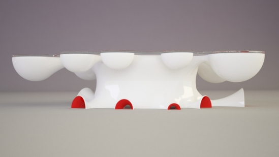 Spot Coffee Table by Svilen Gamolov: © Svilen Gamolov