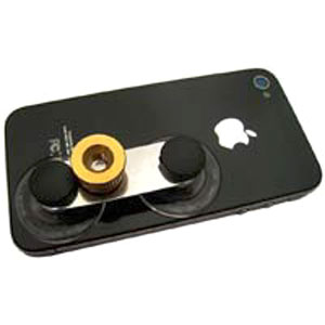 iPhone 4 Tripod Mount by J.T. Subota: ©J.T. Subota