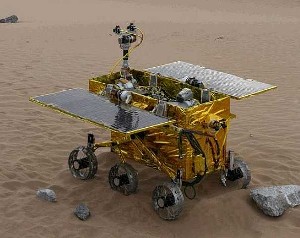 China's First Robot Moon Rover Needs A Name, Wants Your Input