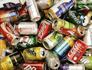 Frequent soda consumption can lead to hypertension.: image via HubPages.com