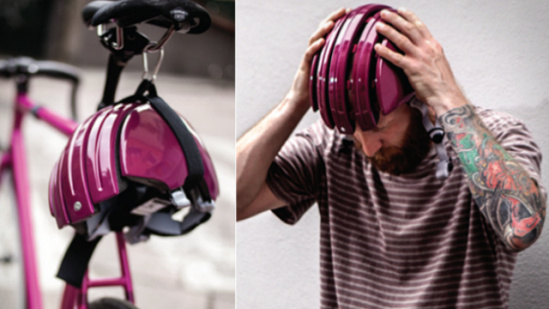 Carrera Folding Helmet
